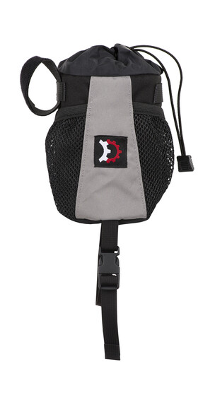 Revelate Designs Mountain Feedbag - Sac porte-bagages - gris/noir